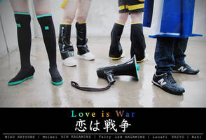Love is War - Preview by meipikachu
