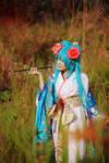 AmaYumeRou - The Geisha