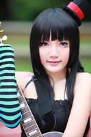 Mio Akiyama by meipikachu