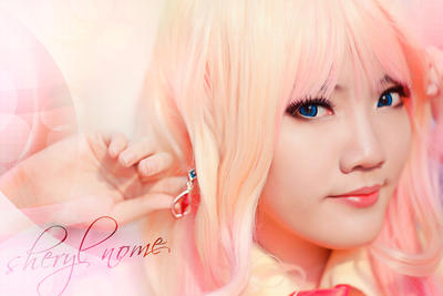 Sheryl Nome - Show time by meipikachu