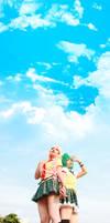 Macross F - To the sky by meipikachu