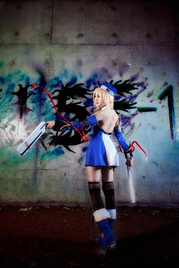 BlazBlue - Love so Blue by nyaomeimei