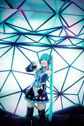 Hatsune Miku - Welcome to Melody World by meipikachu