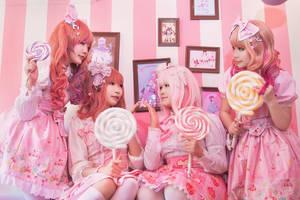 Our sweet secret by meipikachu