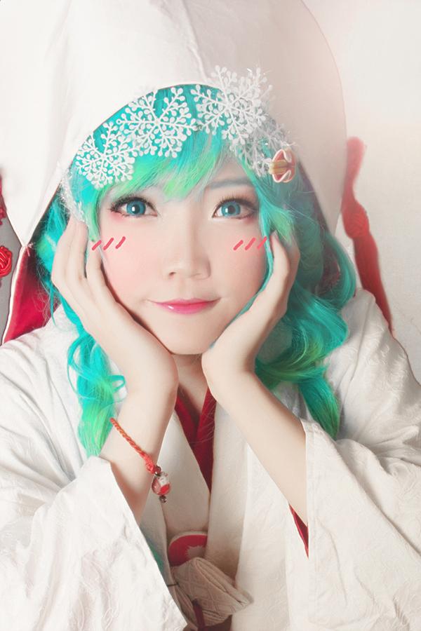 Yuki Miku 2013 - Miss me yet? by nyaomeimei