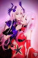 Guilty Crown - Reflection by meipikachu