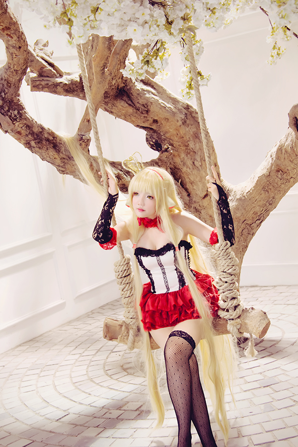 Chobits - Chii wating by meipikachu