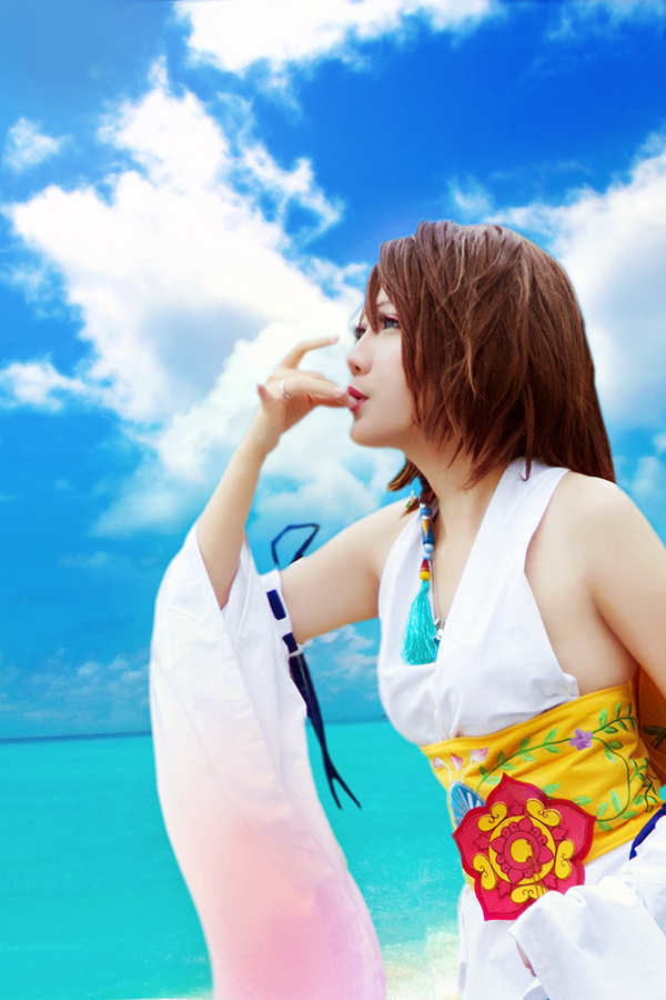 Final Fantasy X - Tidus, I'm here! by nyaomeimei