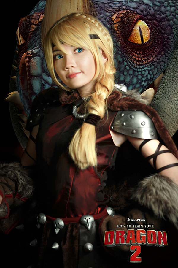 How To Train Your Dragon 2 Astrid By Meipikachu On Deviantart