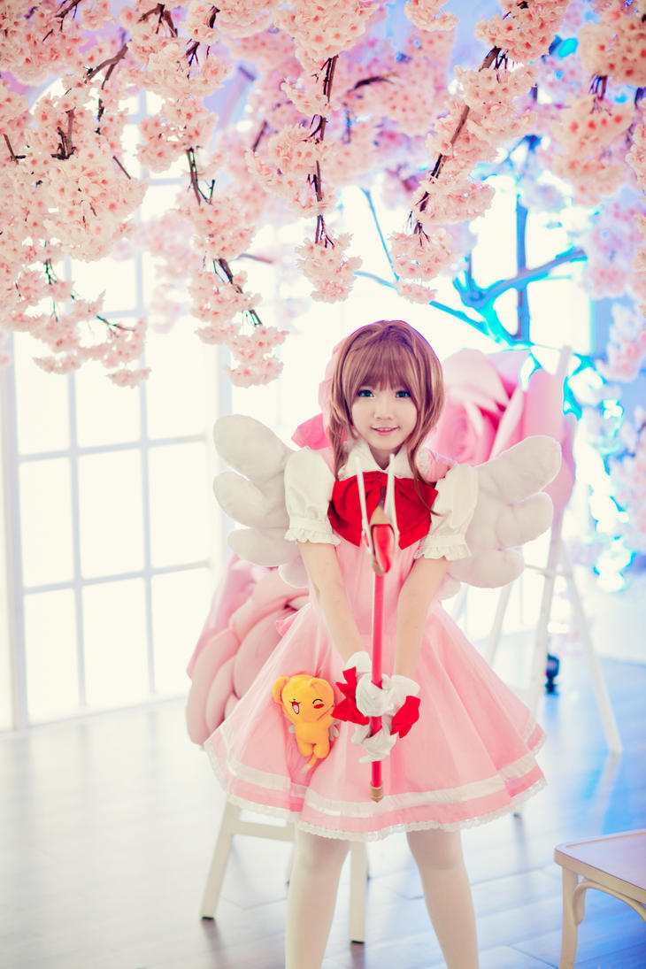 Cardcaptor Sakura by nyaomeimei