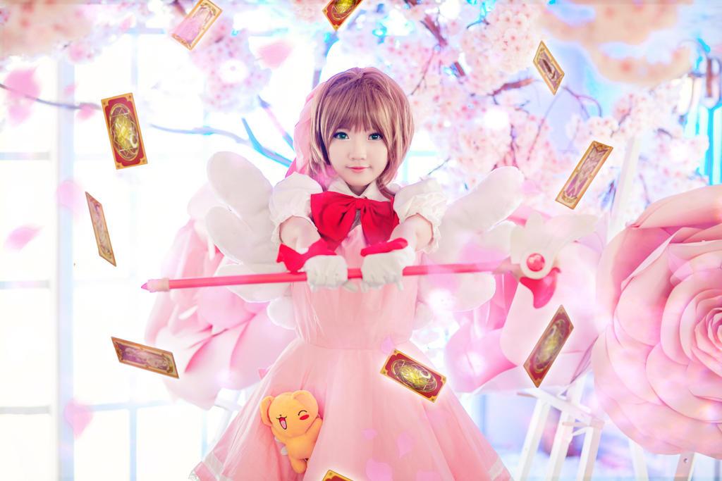 Cardcaptor Sakura - Release! by nyaomeimei