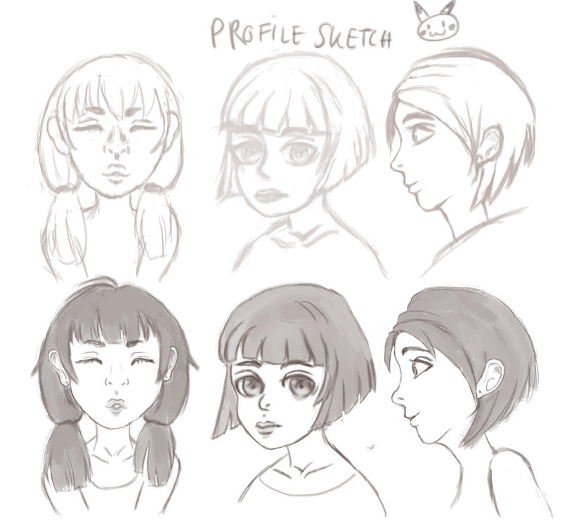 Sketch by meipikachu