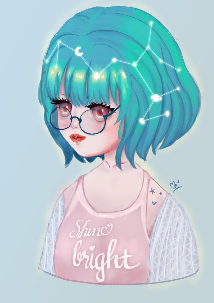 Aquamarine by meipikachu