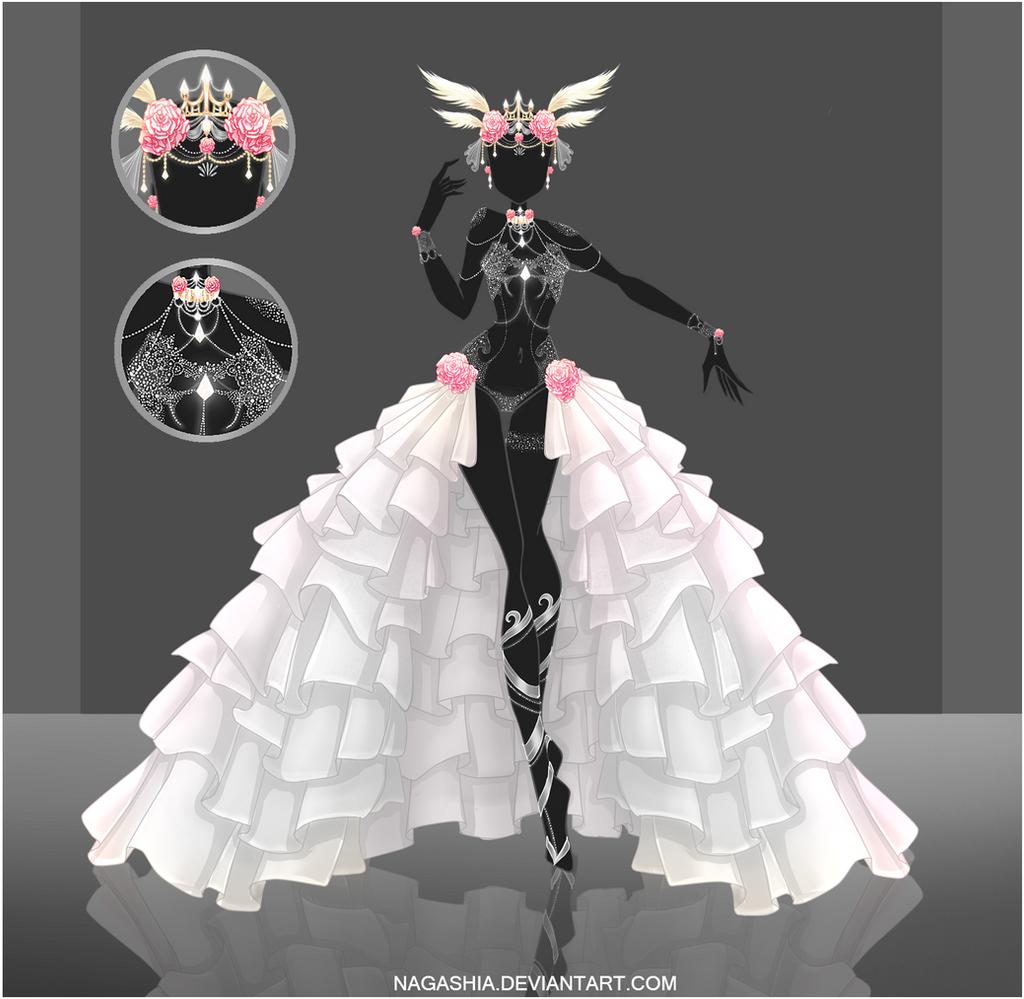 Commission for SilverAngel907 by Nagashia on DeviantArt