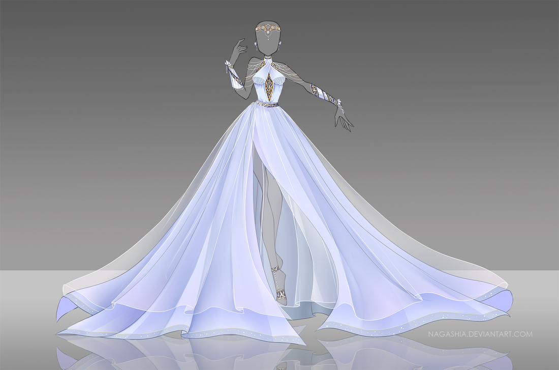 A Line Ball Gown Wedding Dress 019 - A Line Ball Gown Wedding Dress