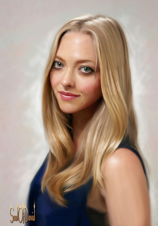 Amanda Seyfried by SoulOfDavid