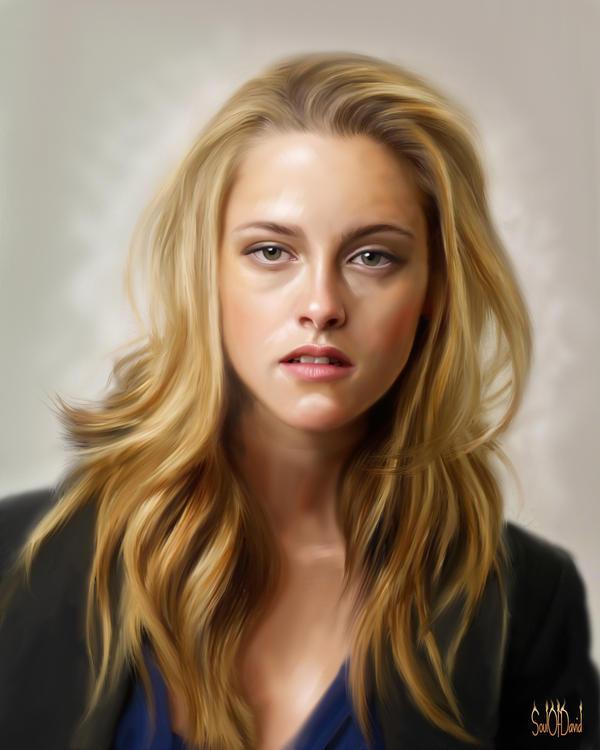 Kristen Stewart by SoulOfDavid