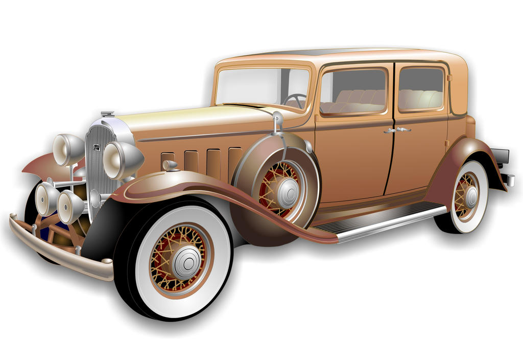 Buick 1932 by SoulOfDavid