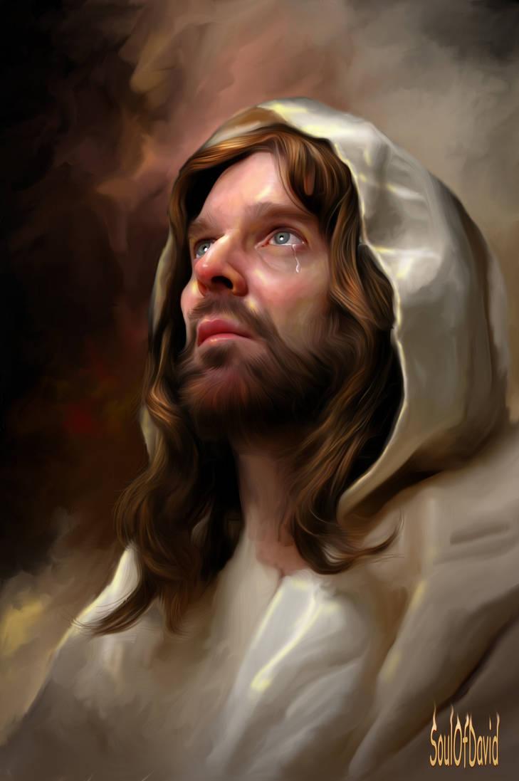 Jesus by SoulOfDavid