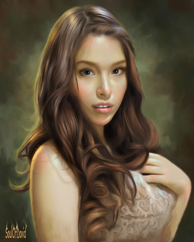 Kylie Padilla by SoulOfDavid