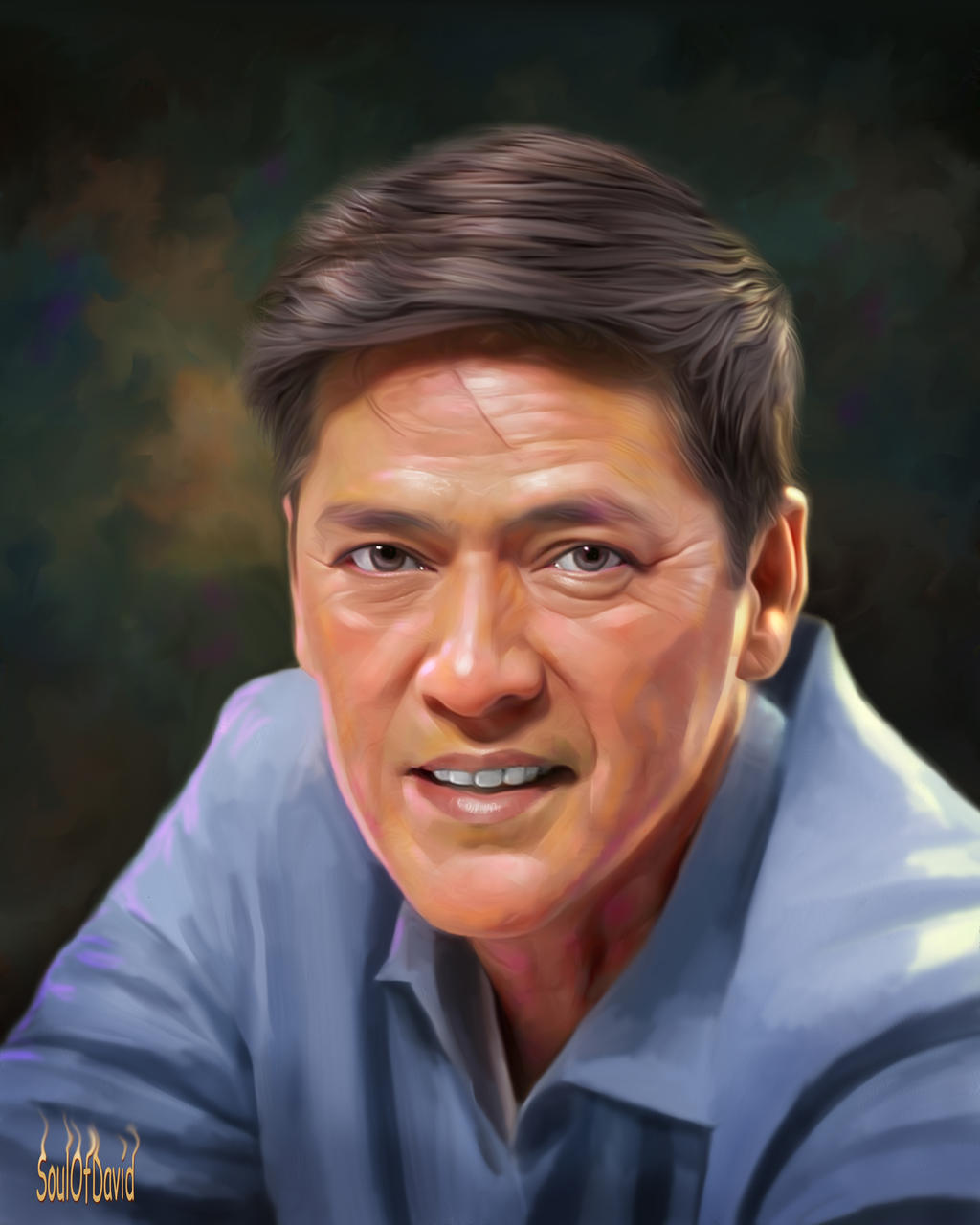 Vic Sotto by SoulOfDavid