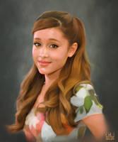 Ariana Grande by SoulOfDavid