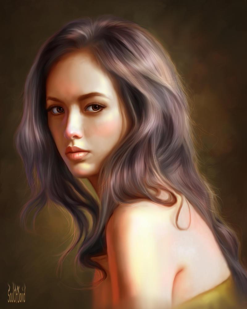 Ellen Adarna by SoulOfDavid
