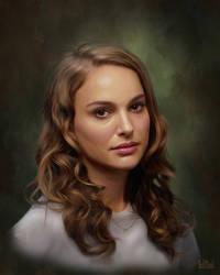 Natalie Portman by SoulOfDavid