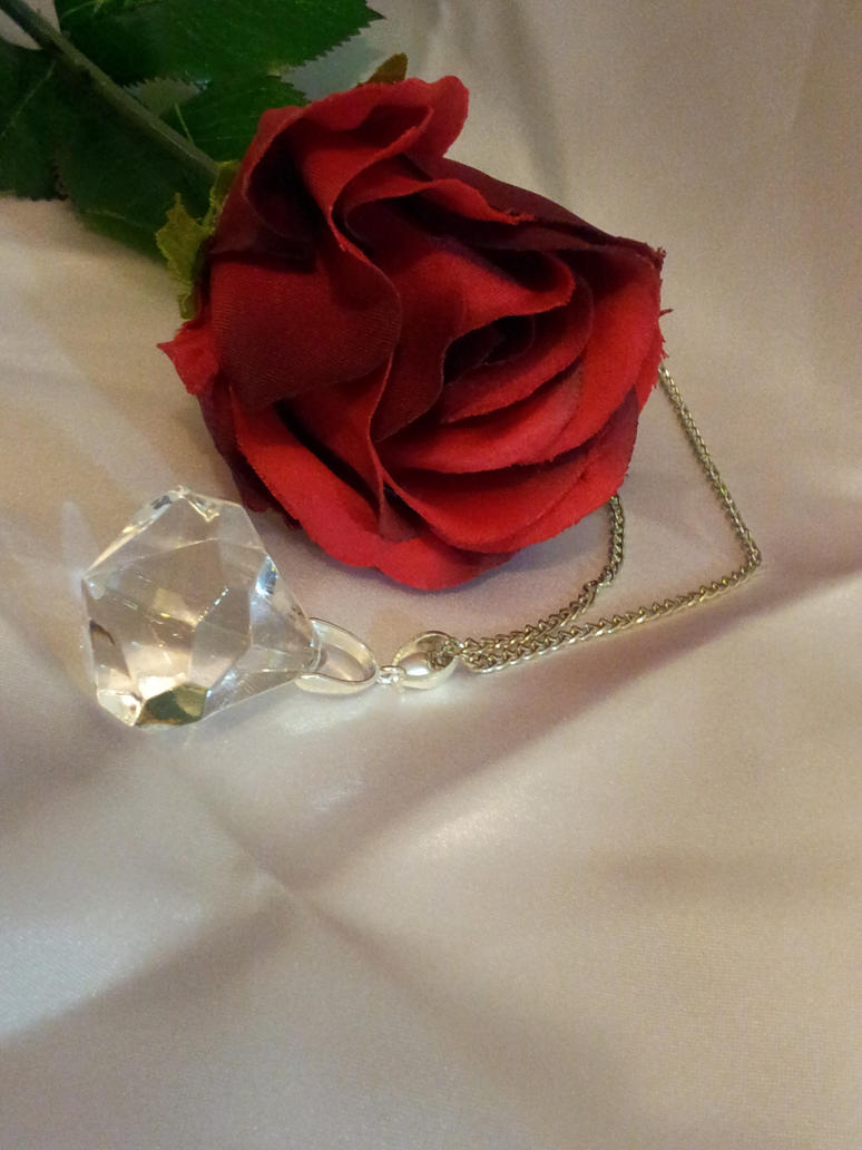 Sailor Moon Jewelry Ginzuisho Silver Crystal by DaTenshiOni