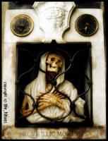 NEQUE ILLIC MORTUUS by theKhaos