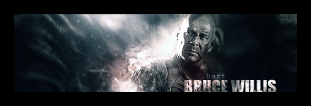 bruce willis by War-Board