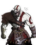 god of war kratos final