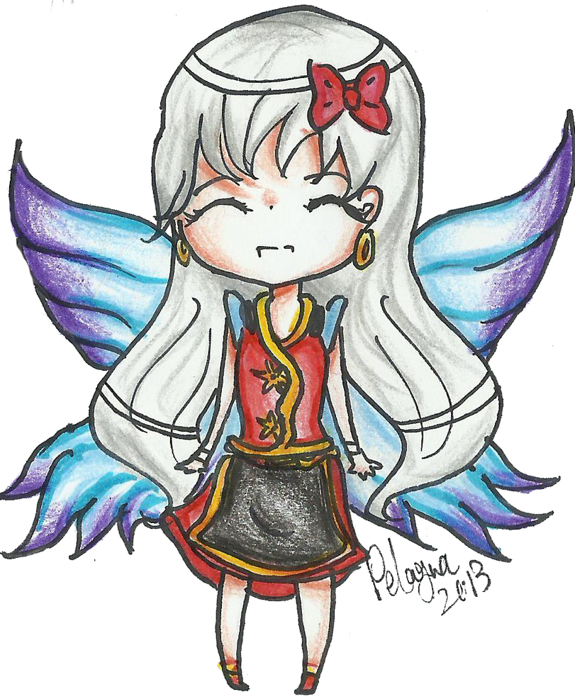 LittleAsura Prize by StarryPooh