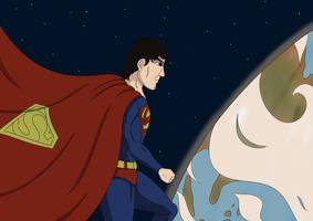 Superman by jfDoyon