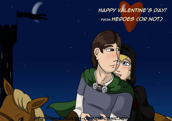 Happy Valentine's Day! by jfDoyon