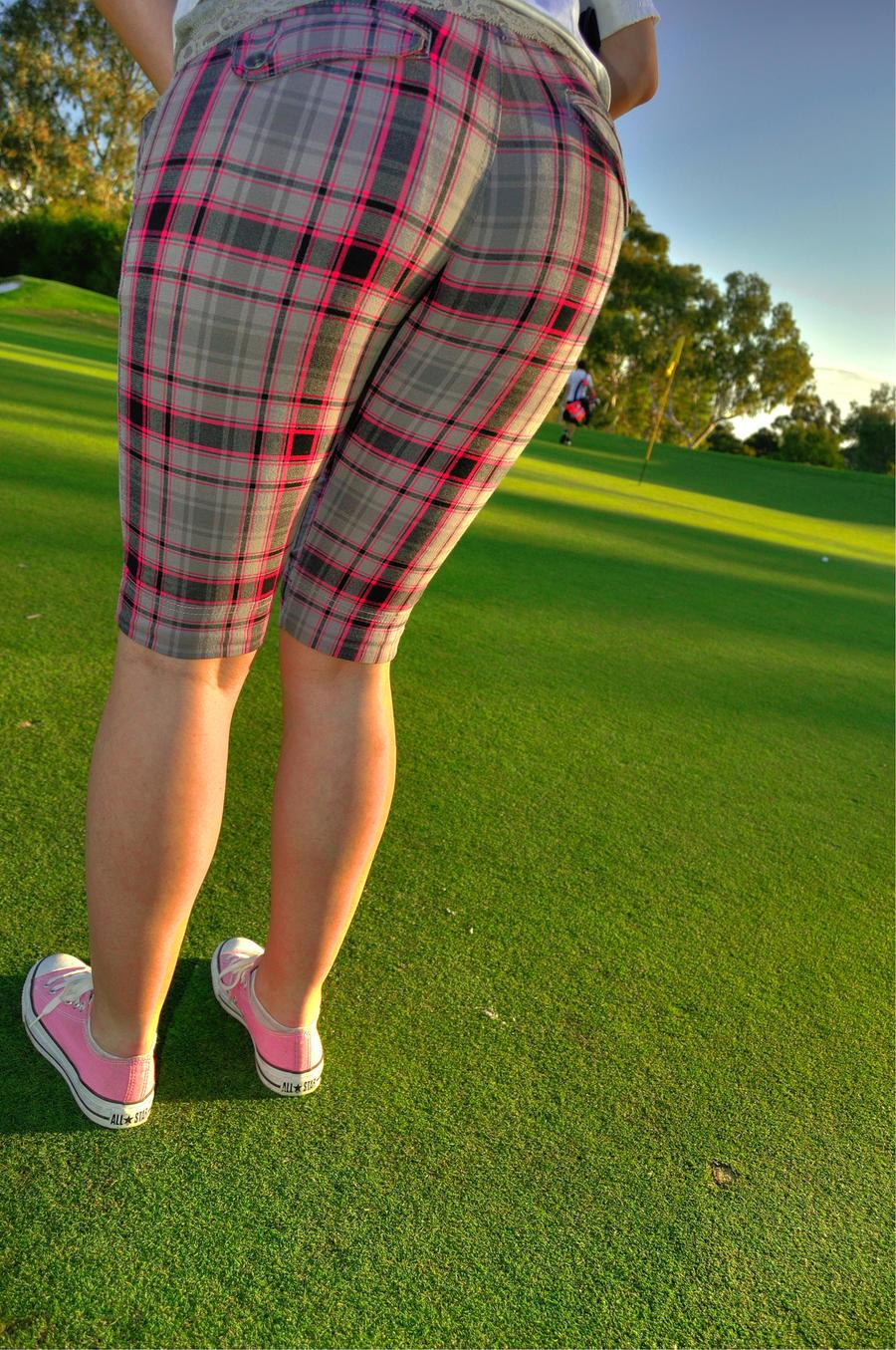 Golf Butt 106