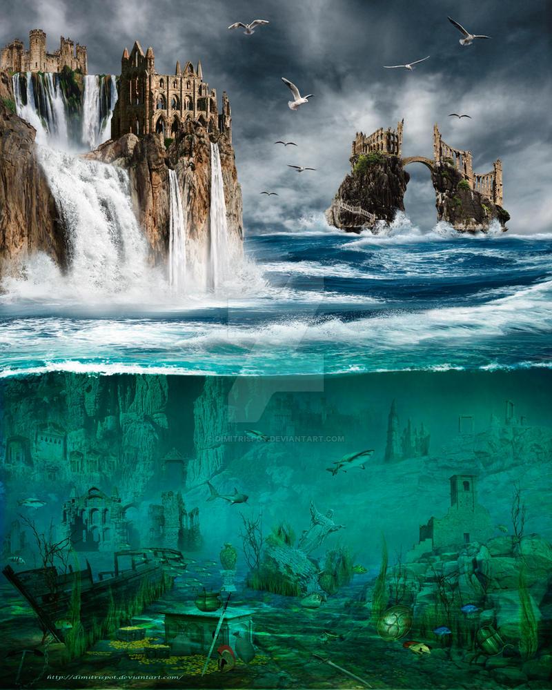 Forgotten Kingdoms by dimitrispot