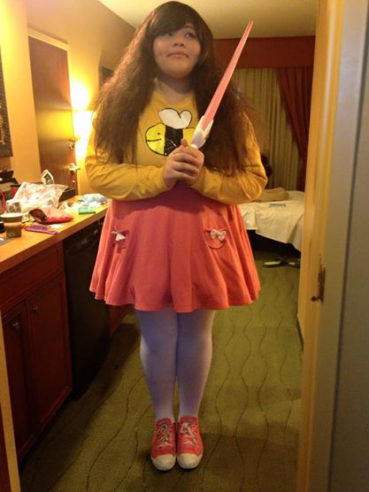 Bee And Puppycat Cosplay