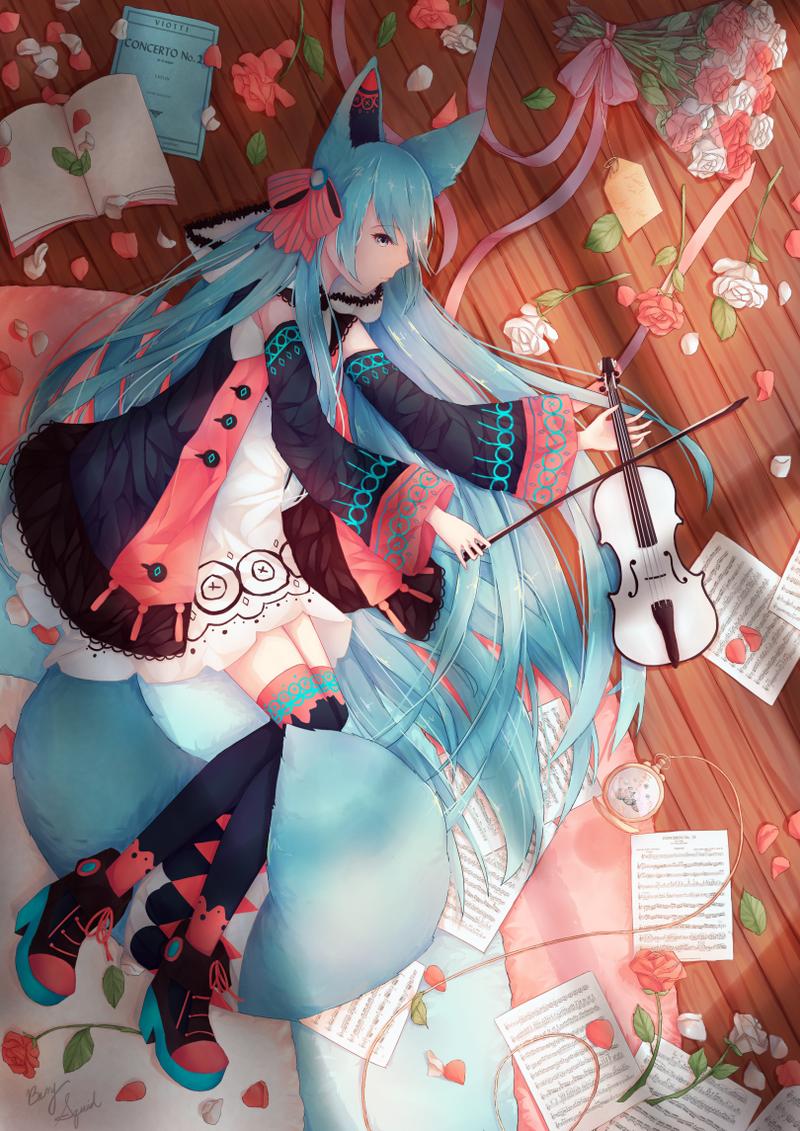 Gift/Trade: Lumi by berrysquid