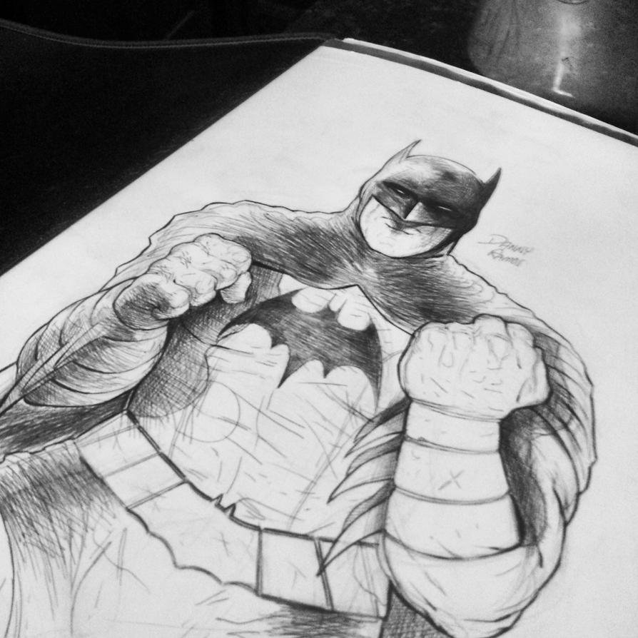 The Batman by DannyRamos