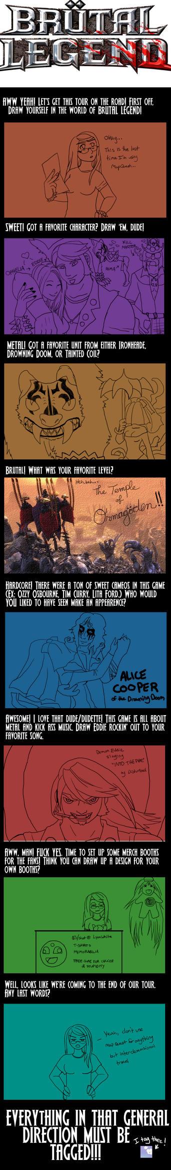 Brutal Meme by silver-death01