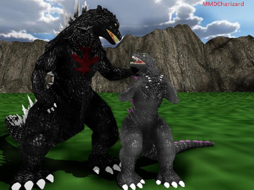 Pin Godzilla 2000 2001 on Pinterest