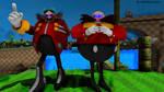 MMD Sonic Newcomers - Eggmen +DL+