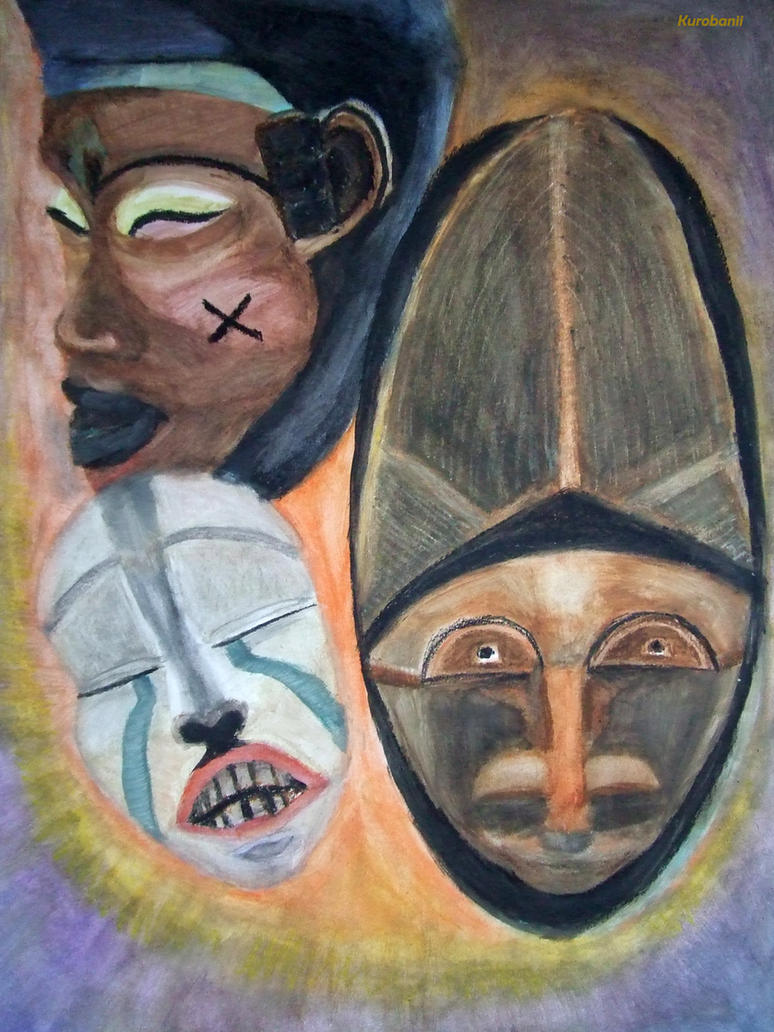 Masks by Kurobanii