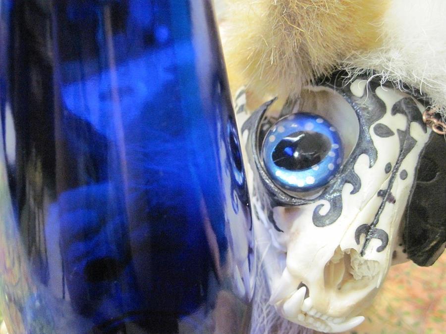 Rhun- Deep Blue by DEIoftheDEAD