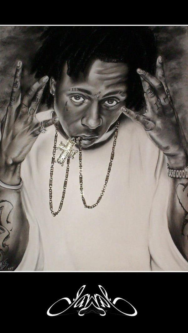 Lil' Wayne by chico2083hood