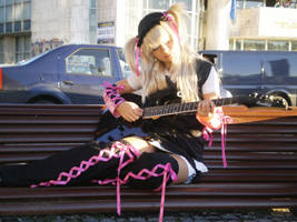 An cafe - Bou cosplay 2 by Yume-Hassei