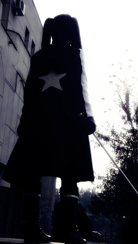Black Rock Shooter by Yume-Hassei