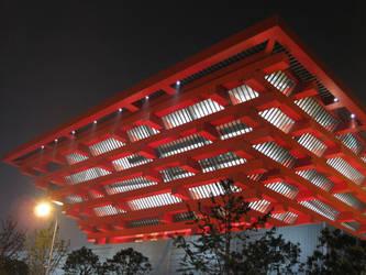 Yao's Pavilion by hiroyukibenjamin