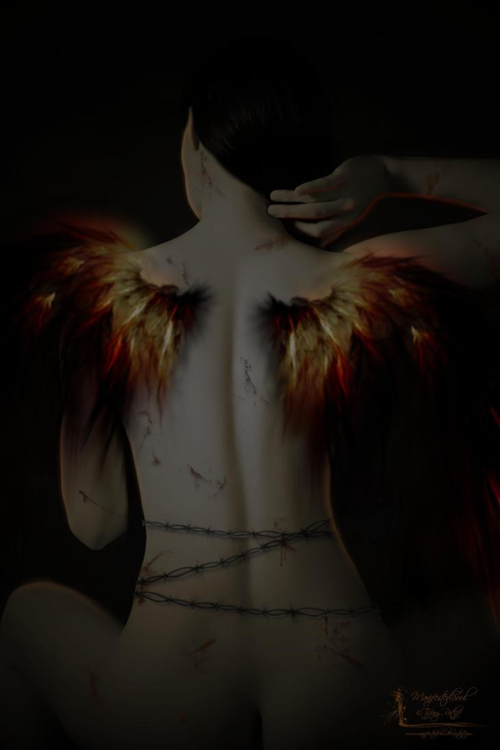 Eternal Damnation by ManifestedSoul